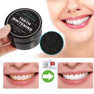 What To Know Before Trying Charcoal Teeth Whitening
